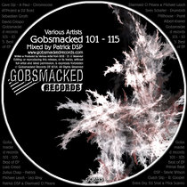 GOB123 - Best of 101 - 115 Mixed by Patrick DSP cover art