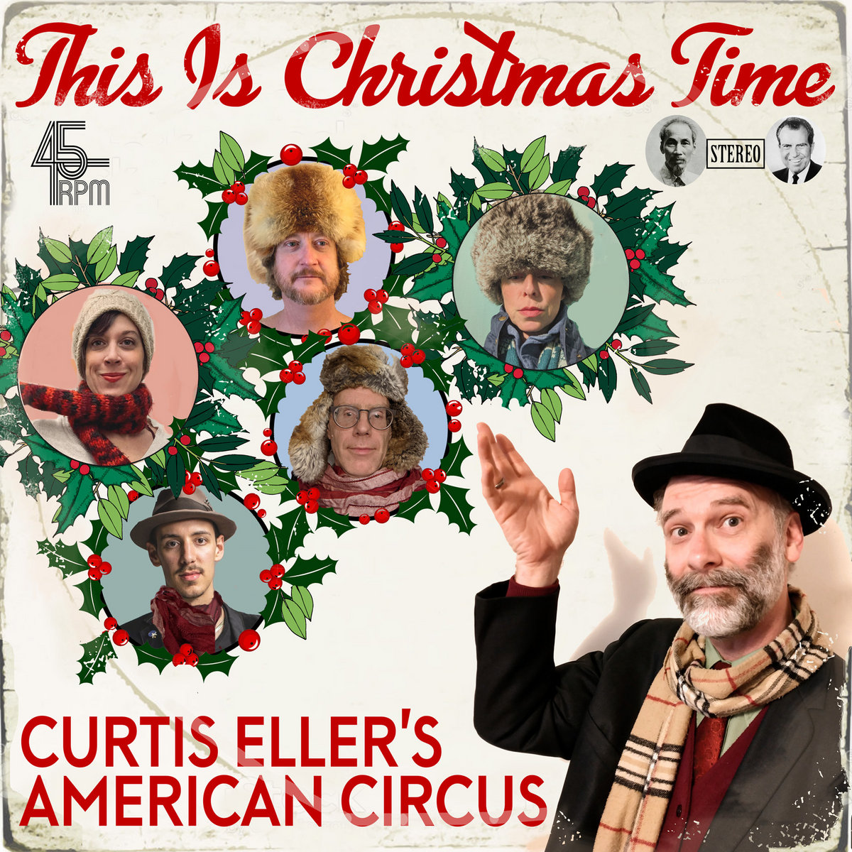 "Curtis Eller: ""This is Christmas Time (1972)"""