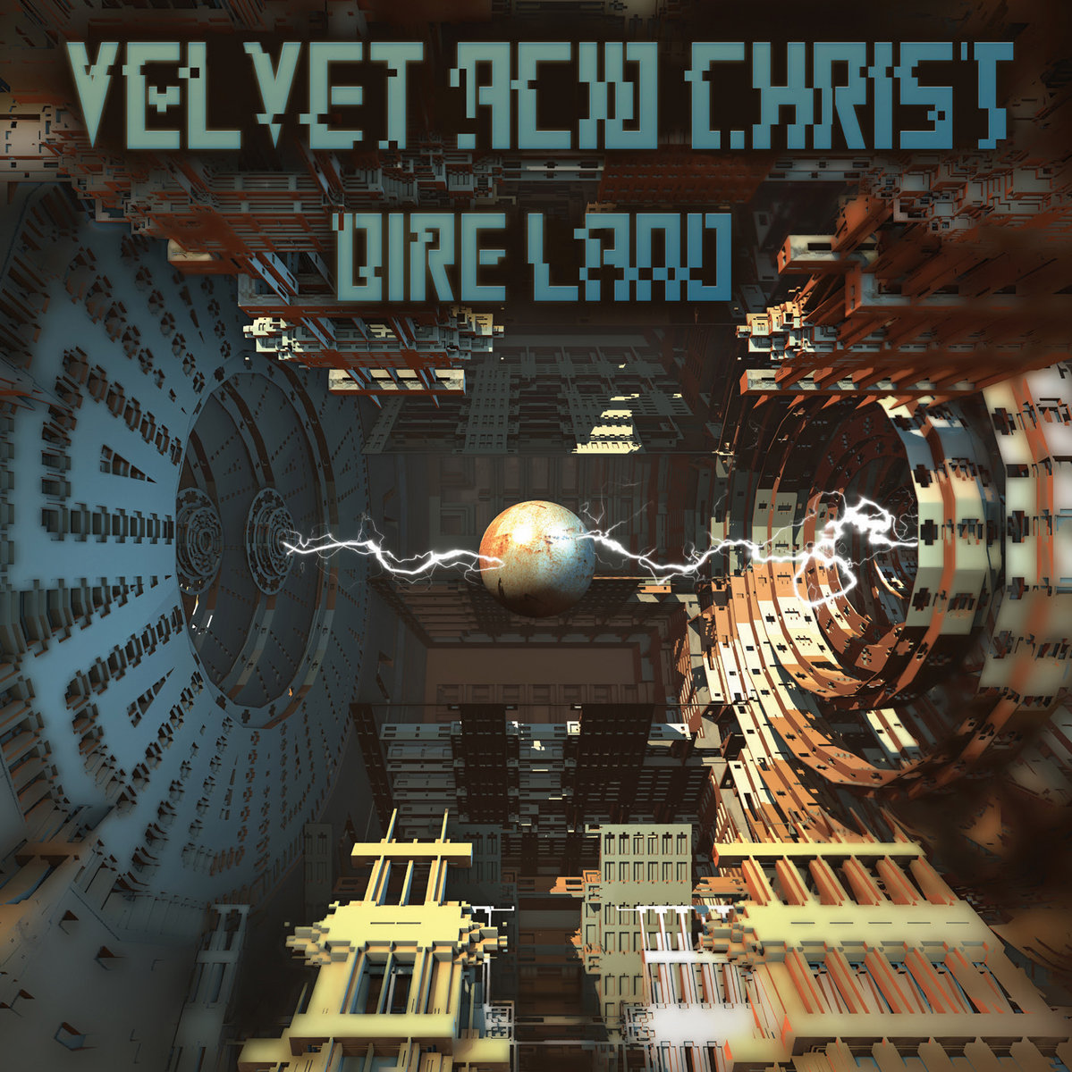 Dire Land (The Remix Album) | Velvet Acid Christ