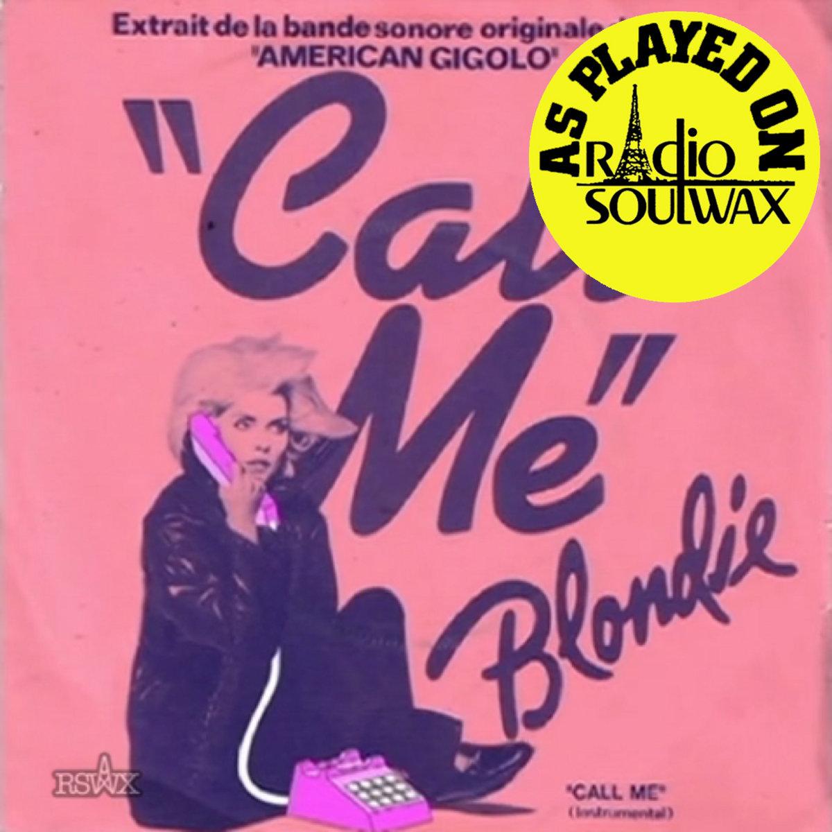 blondie call me mht99 soulwax edit mark harriert99