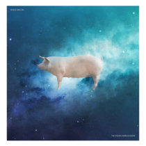 Space Bacon cover art