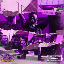 Purple Genesis cover art