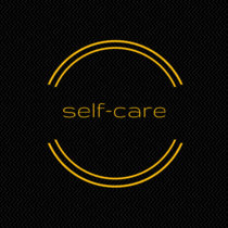 25: self-care cover art