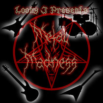 Metal Madness cover art
