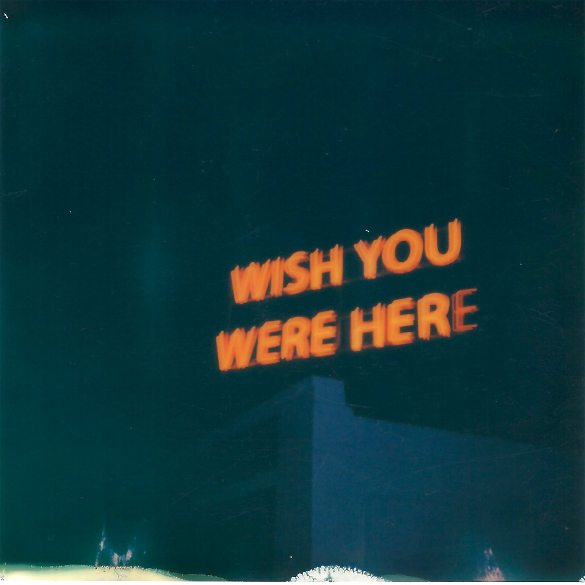 Wish You Were Here   Insert Tapes
