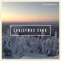 Christmas Card cover art
