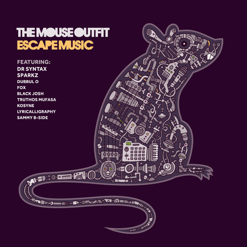 Escape Music (Instrumental Version) | The Mouse Outfit