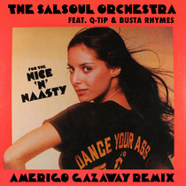 The Salsoul Orchestra - For The Nice N' Naasty feat. Q-Tip & Busta Rhymes cover art