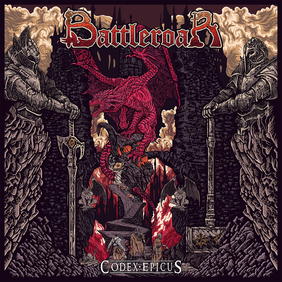 Codex Epicus | BATTLEROAR