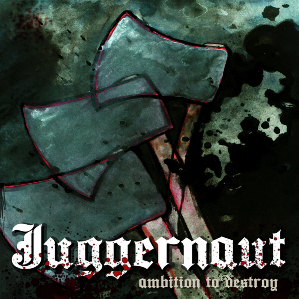 Juggernaut - Ambition To Destroy (2018)