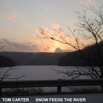 Snow Feeds the River cover art