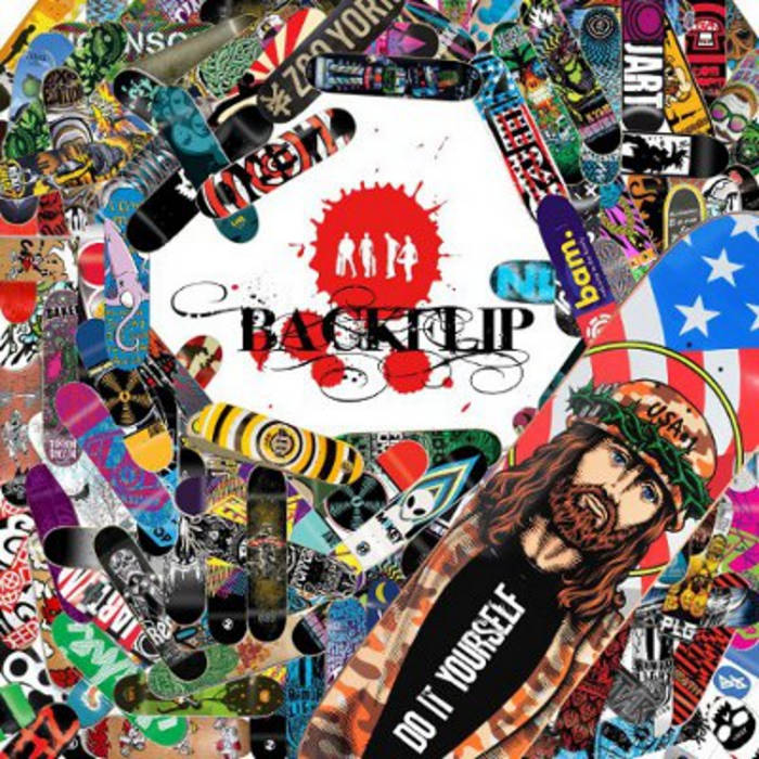 Do it yourself backflip digital album solutioingenieria Gallery