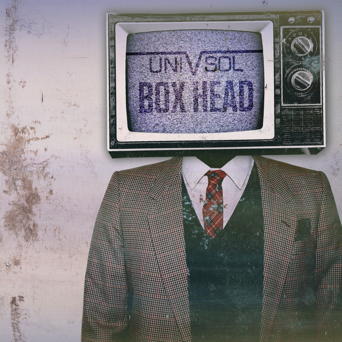 Box Head [Vocals Only] by UNI V SOL