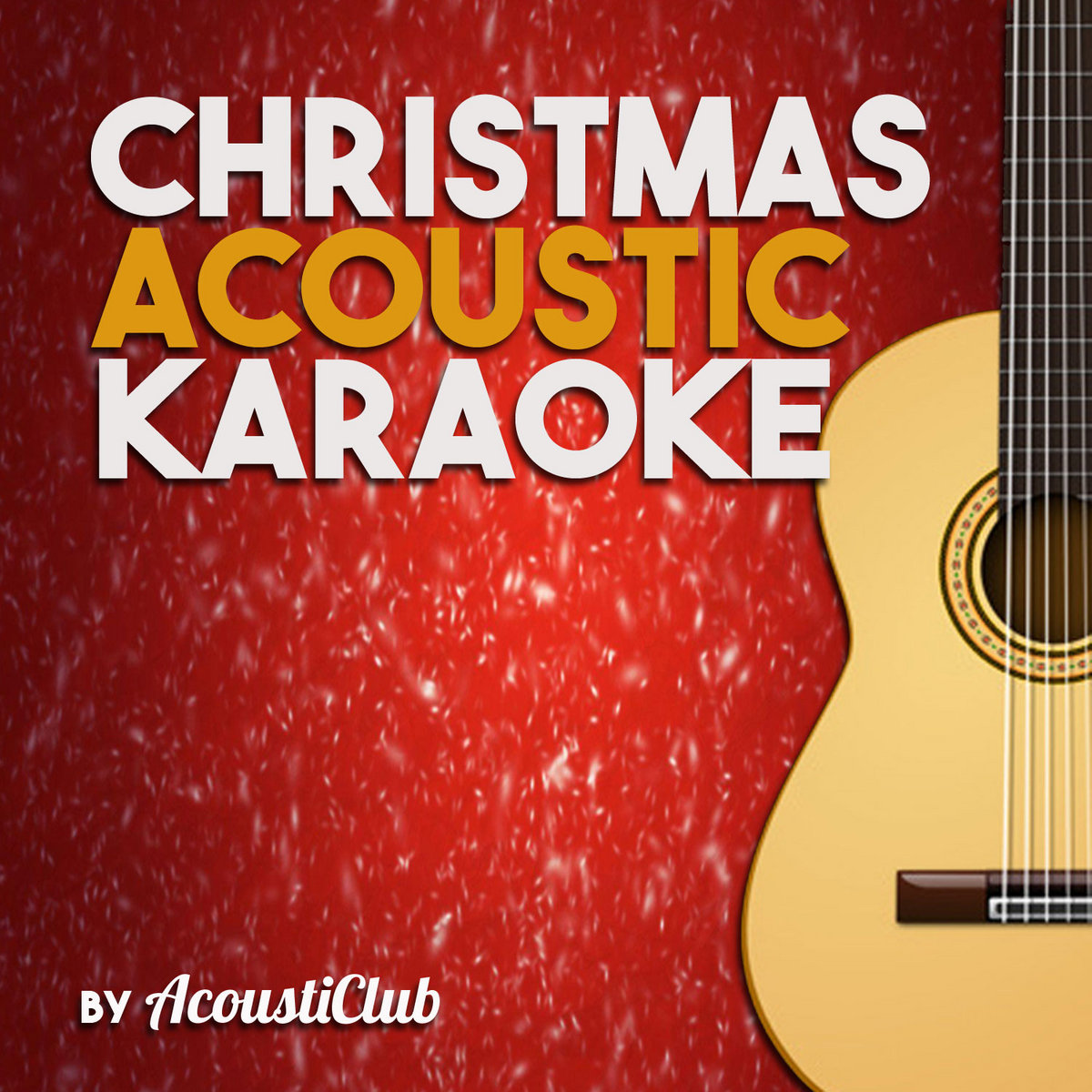 Christmas Acoustic Karaoke | AcoustiClub