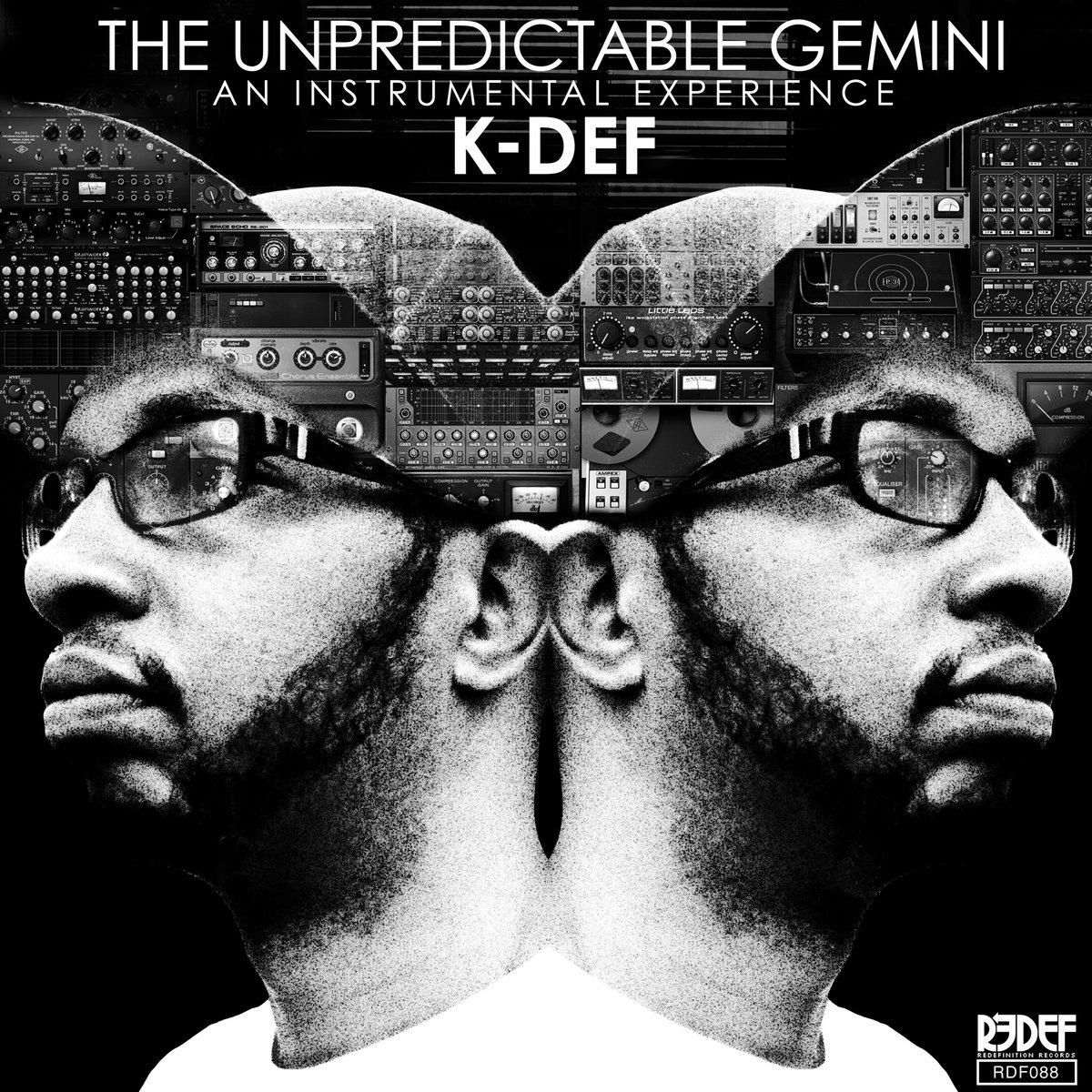The Unpredictable Gemini | DJ/PRODUCER K-DEF