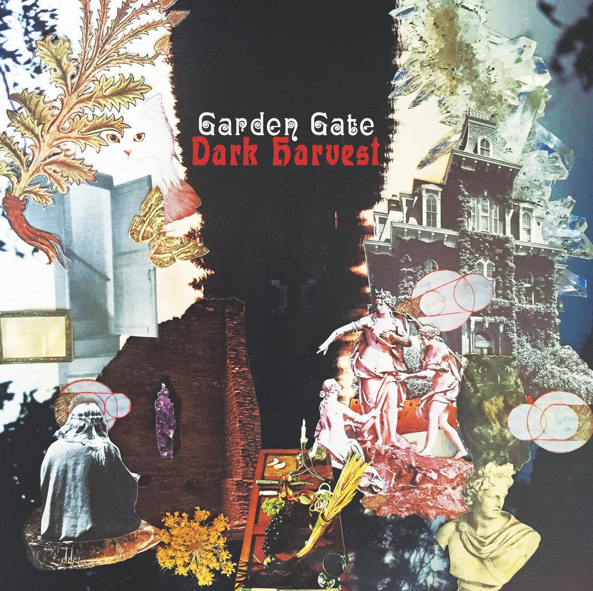 By Garden Gate