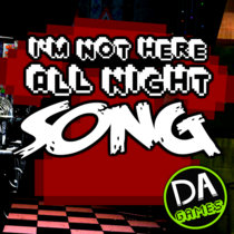 Not Here All Night cover art