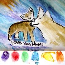 Love You, Mom! (single) cover art