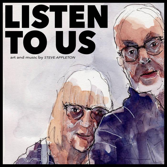 Listen To Us – Steve Appleton