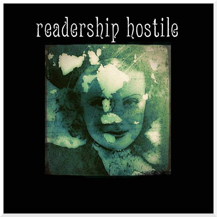 Readership Hostile EP cover art