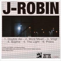 J-Robin [EP] cover art