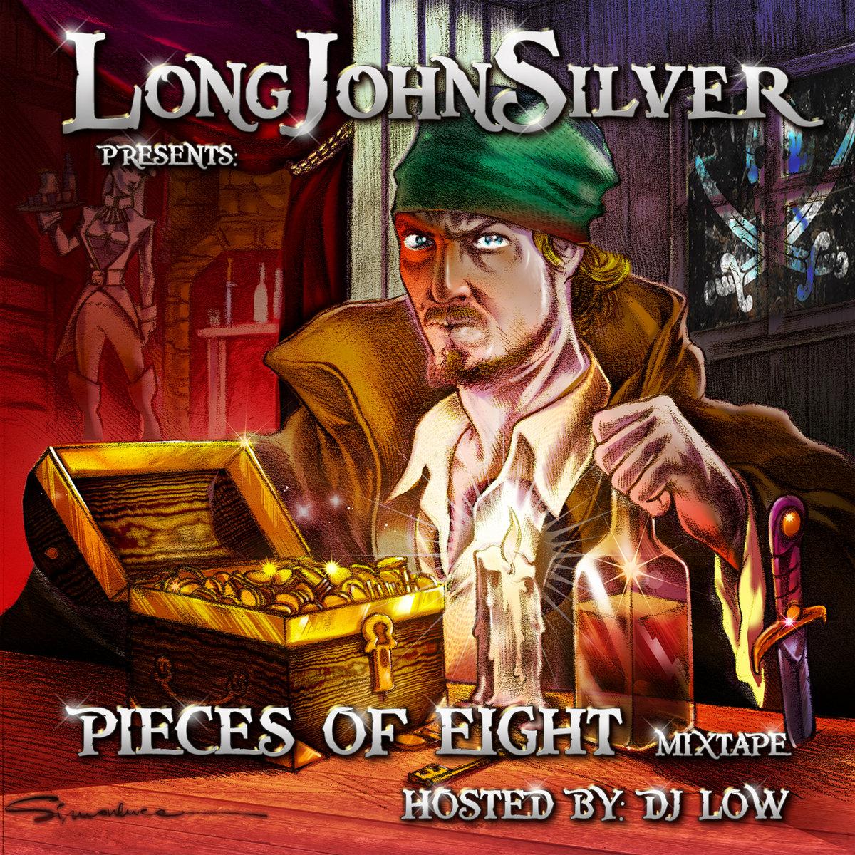 long john silver character description