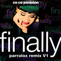 CeCe Peniston - Finally (Parralox Remix V1) cover art