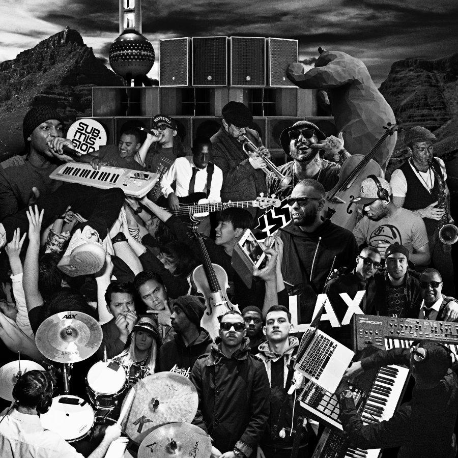 Peace, Love & Music | Swindle