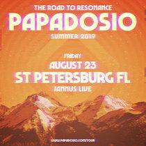 8.23.19   Jannus Live   St. Petersburg, FL cover art