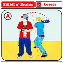 Losers LP (original Cover CD - Signed) cover art