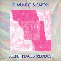 Secret Places (Remixes) cover art
