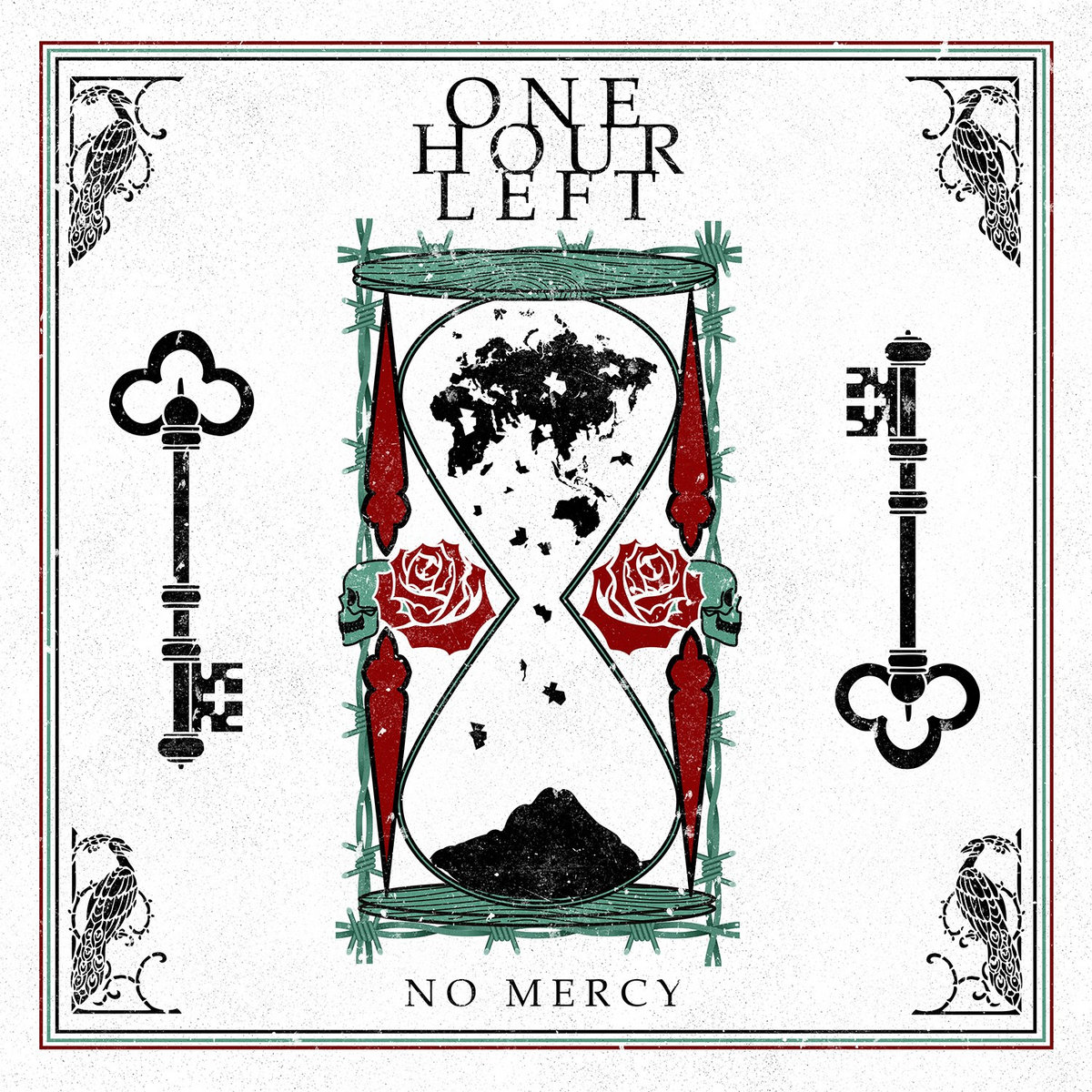 One Hour Left - No Mercy [EP] (2018)