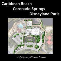 Caribbean Beach, Coronado, and Disneyland Paris Updates cover art