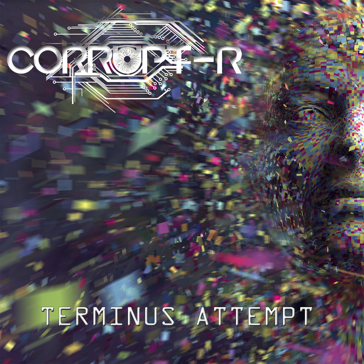 Terminus Attempt (feat. Andromida) by Corrupt-R
