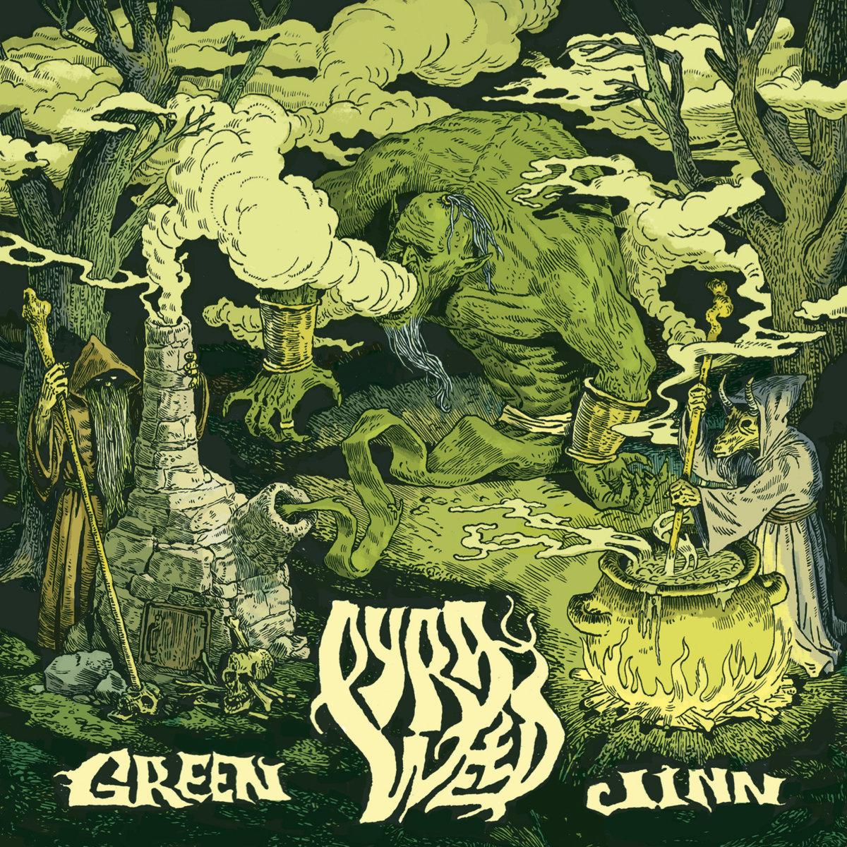 Green Jinn | Pyraweed