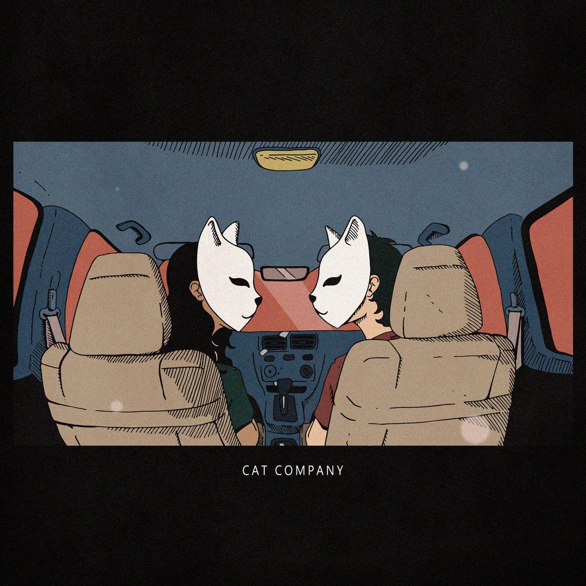 Cat Company - Cat Company [EP] (2018)