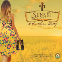 Sunset, A Southern Waltz cover art