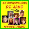 De Hand Cover Art