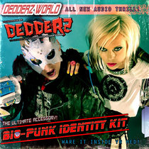 Bio-Punk Identity Kit cover art