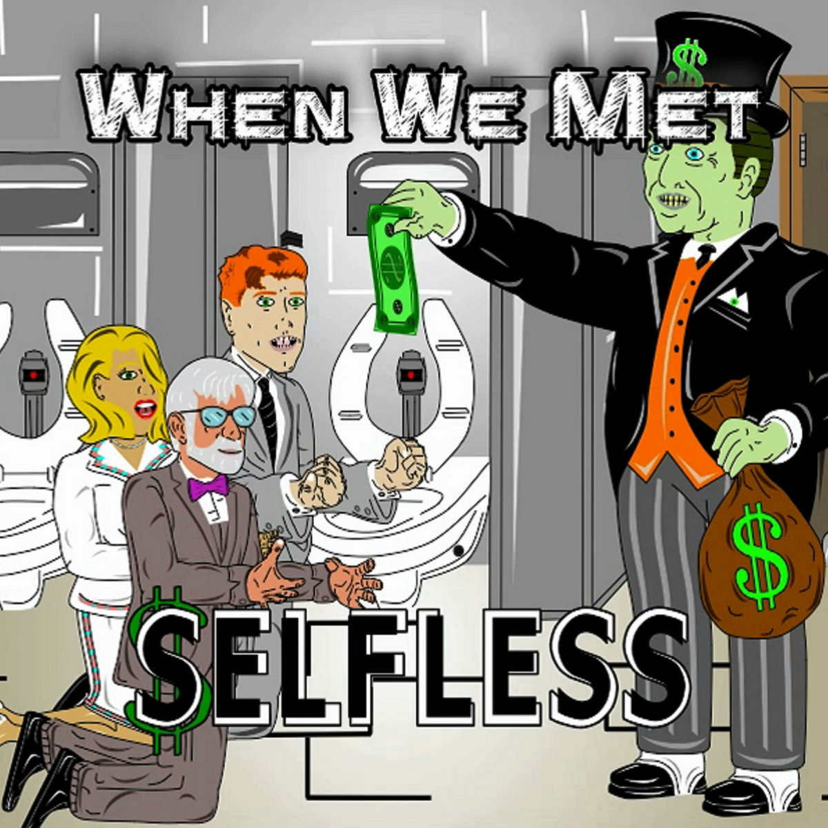 Selfless by When We Met