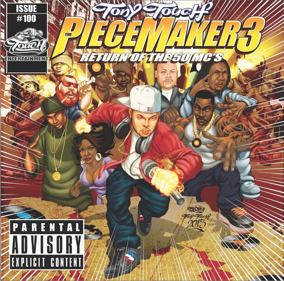rap album cover maker