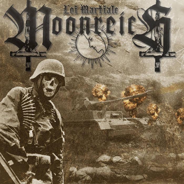 moonreich loi martiale black metal