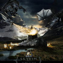 The Dragonborn Comes (SKYRIM Theme Song) cover art