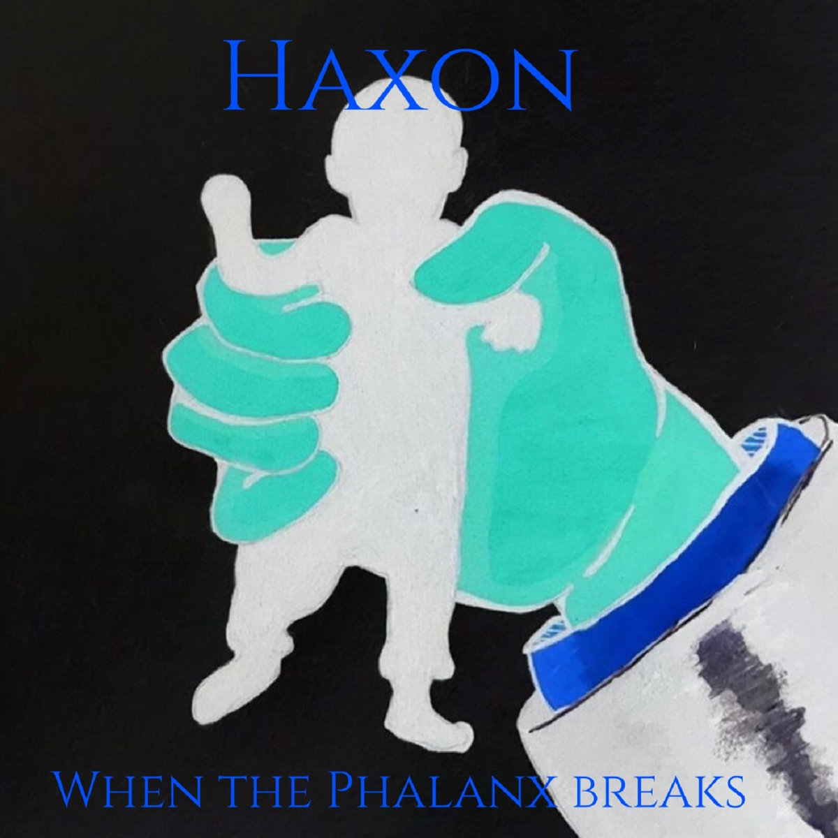 When the Phalanx Breaks by Haxon