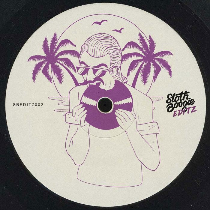 SBEDITZ002: Anthony Fade - Auto Disco EP Image