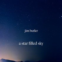 a star filled sky cover art