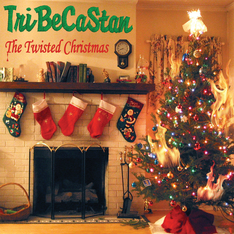 the twisted christmas by tribecastan - A Twisted Christmas