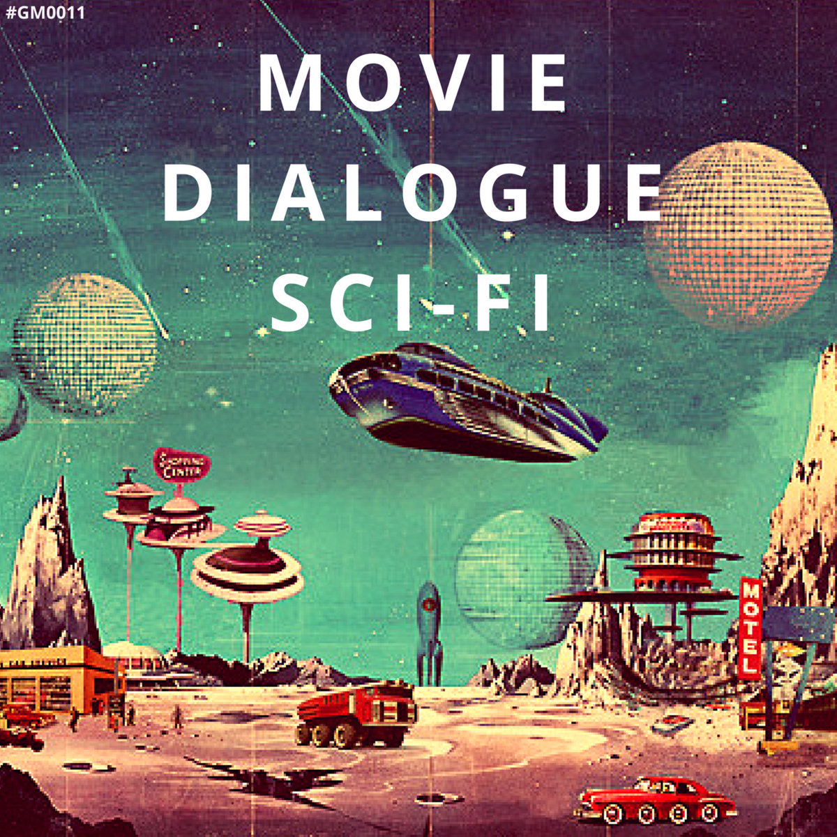 Sample Pack Movie Dialogue - Sci-Fi #GM0011 (140 Spoken Samples