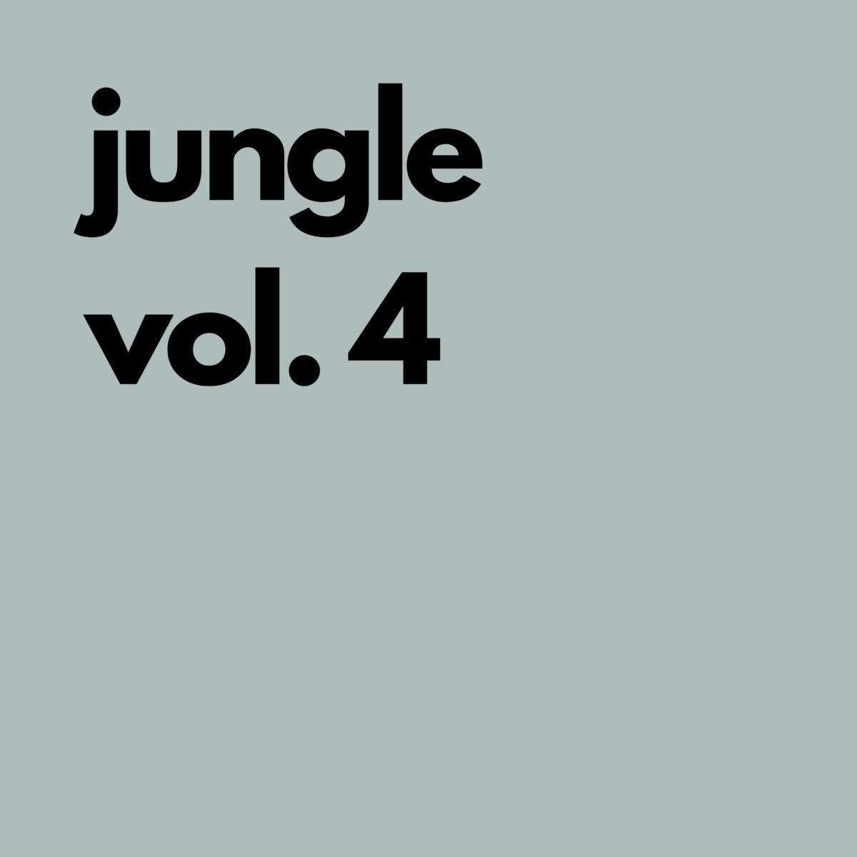 Jungle Vol 4 Tmsv
