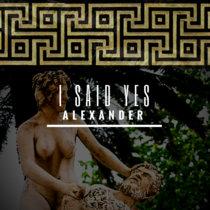Alexander cover art